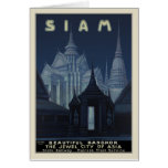Siam - Beautiful Bangkok Greeting Card