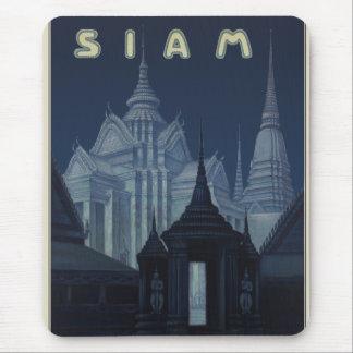Siam - Beautiful Bangkok Mouse Mat