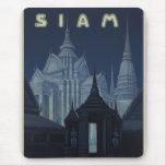Siam - Beautiful Bangkok Mouse Pad
