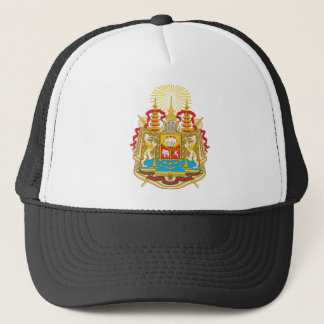 Siam Coat Of Arms Trucker Hat