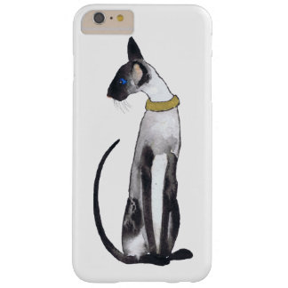 SIAMESE CAT BARELY THERE iPhone 6 PLUS CASE
