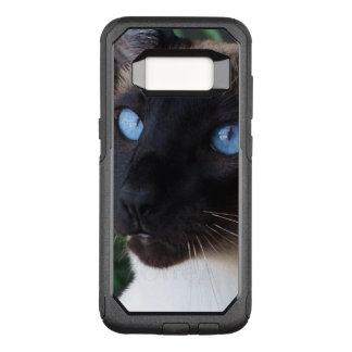 Siamese Cat Blue Eyes OtterBox Commuter Samsung Galaxy S8 Case