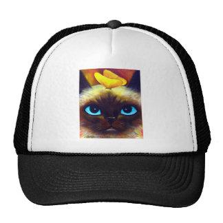 SIAMESE CAT HAT