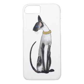 SIAMESE CAT iPhone 7 CASE