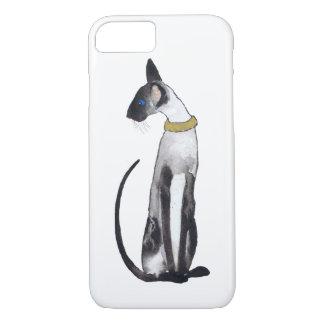 SIAMESE CAT iPhone 7 CASE