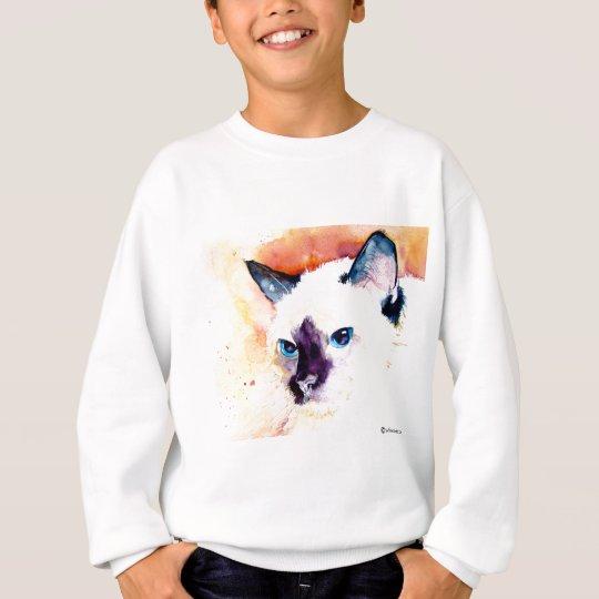 SIAMESE CAT Youth Sweatshirt