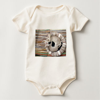 Siamese Cats Just Chillin! Baby Bodysuit