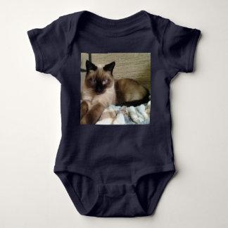Siamese Delight Baby Bodysuit
