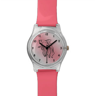 Siamese Fighting Fish Coral Watch