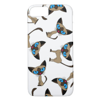 Siamese if you please iPhone 7 case