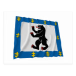 Siauliai County Waving Flag