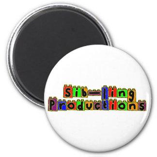Sib-Ling Logo Magnets