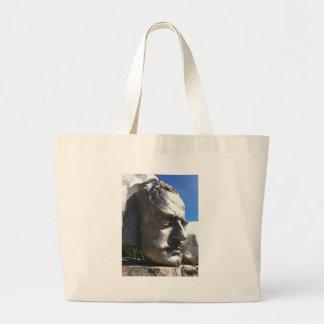 Sibelius's Head Jumbo Tote Bag