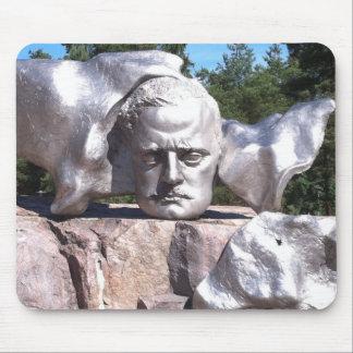 Sibelius's Head Mouse Mat