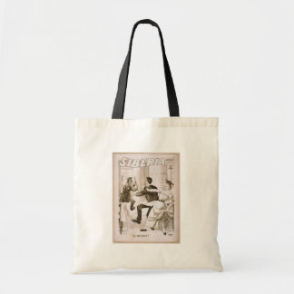 Siberia, 'I'll Pay for it!' Retro Theater Bag