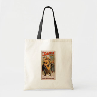 Siberia, 'Please don't take him away, Mr Soldier' Budget Tote Bag