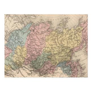 Siberia Postcard