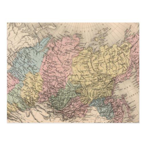 Siberia Post Cards