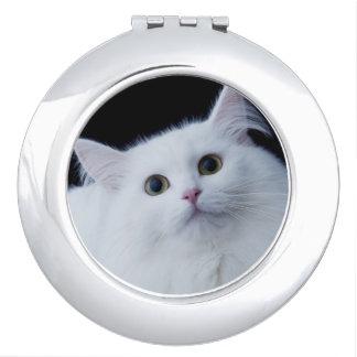 Siberian Cat Makeup Mirror