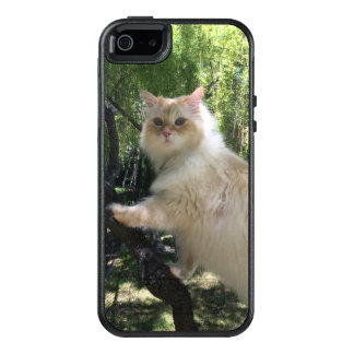 Siberian Forest Cat OtterBox iPhone 5/5s/SE Case