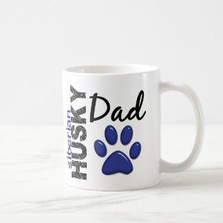 Siberian Husky Dad 2 Coffee Mug
