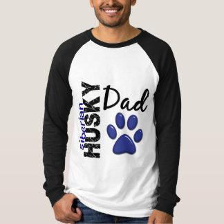 Siberian Husky Dad 2 T-Shirt