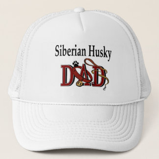 Siberian Husky Dad Hat