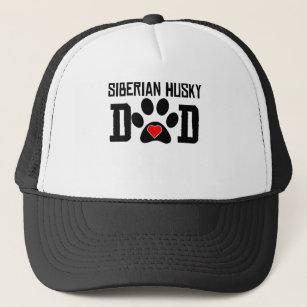 0ca1d81abdc Siberian Husky Dad Trucker Hat