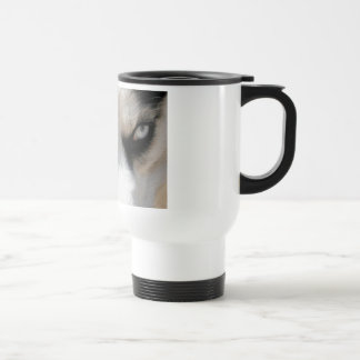 Siberian Husky Demon 4 Coffee Mugs