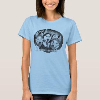 Siberian Husky -Property-Patch W. Shirt