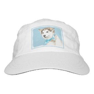 Siberian Husky Puppy Hat