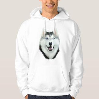 Siberian Husky Sweatshirts