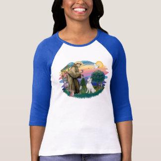 Siberian Husky (white) T-Shirt