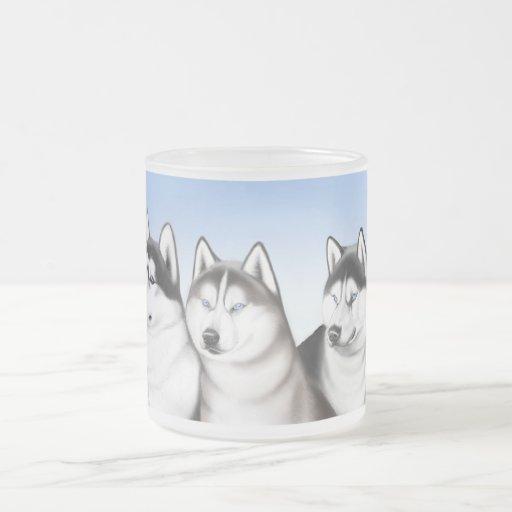 Siberian Malamute Husky Mug