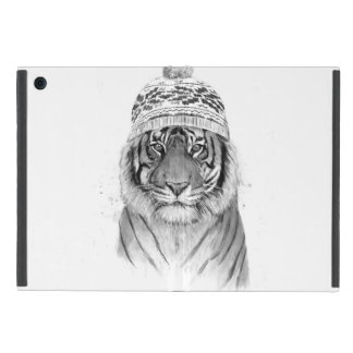 Siberian tiger cover for iPad mini