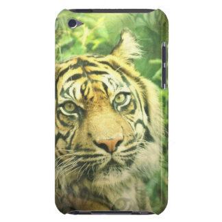 Siberian Tiger iTouch Case Barely There iPod Cover