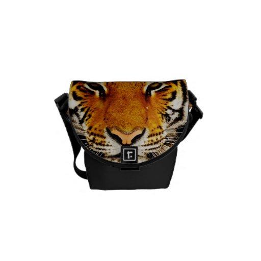 Siberian Tiger Mini Messenger Bag