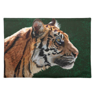 Siberian tiger placemat