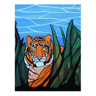Siberian Tiger Postcards