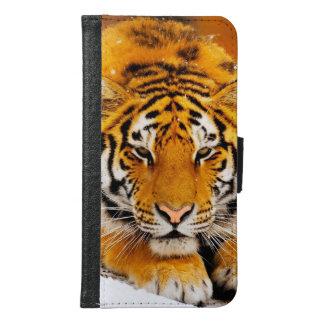 Siberian Tiger Samsung Galaxy S6 Wallet Case