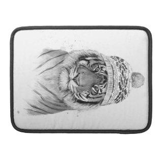 Siberian tiger sleeve for MacBook pro