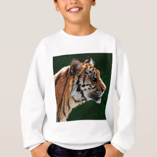 Siberian tiger sweatshirt