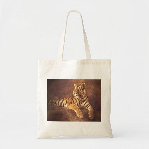 Siberian Tiger - Tote Bag