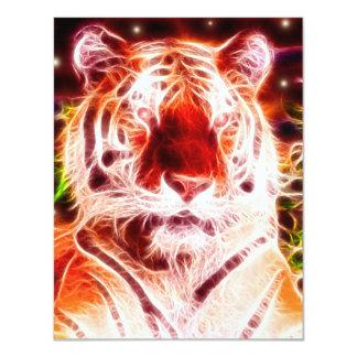 *Siberian Tiger* Wild Spirit Design Custom Invites
