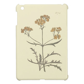 Siberian Valerian Botanical Illustration Case For The iPad Mini