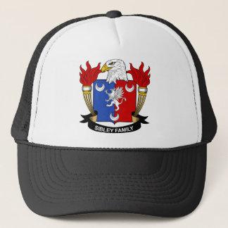 Sibley Family Crest Trucker Hat