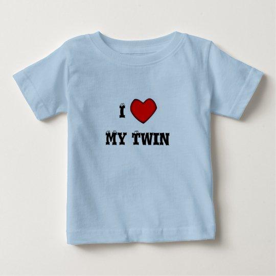 Sibling Love Baby T-Shirt