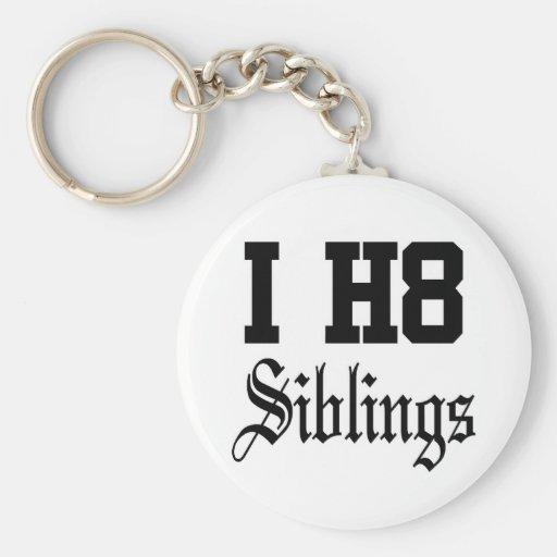 siblings keychains
