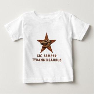 SIC SEMPER TYRANNOSAURUS SHIRTS