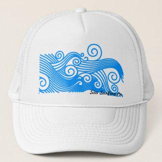 Sicc Surfing Company Hat! Trucker Hat